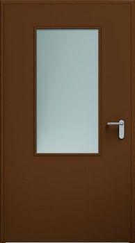 Drzwi ECO przeszklenie 02