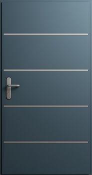 Drzwi stalowe Multisecure 02